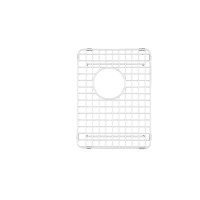 Rohl WSG4019SMSS 15-Inch by 11-1/8-Inch Wire Sink Grid for RC4019 and RC4018 Kitchen Sinks, Small Right-Hand Bowl, Stainless Steel by Rohl