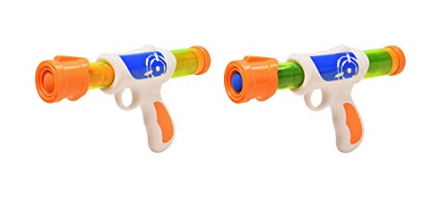 Kid Connection 36-Piece Foam Ball Blasters Set, 2 Blasters and 34 Balls