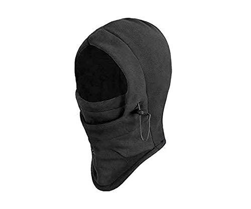 Sunei.f Unisex Winter Outdoor Sports Winddicht Warm Fleece Vollgesichtsmaske CS Hut Terror Maske und Nackenschutz W/ärmer Mit Kapuze Schal Hut