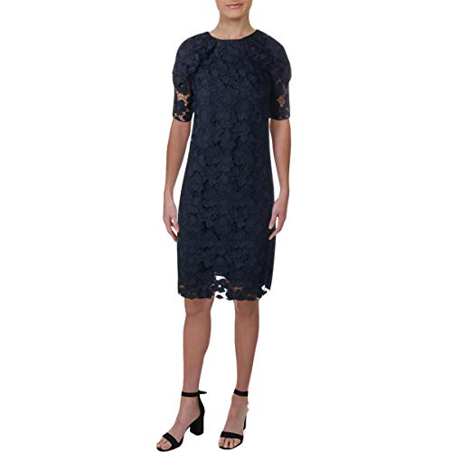 Juicy Couture Women's Floral Lace Dress Regal 10 (Juicy Girl Couture Party)