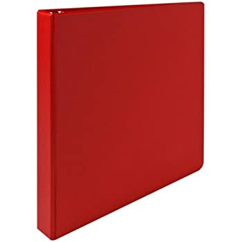 amazon com sparco 3 ring binder 1 inch capacity 11 x 8 Binder Rings Loose
