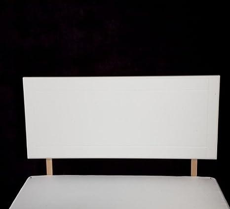 3  Single Wooden Headboard - White  Amazon.co.uk  Kitchen   Home 1c035c901c5