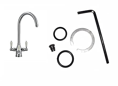 Tap O Ring Seal Repair Washer Kit & Allen Key for Swivel Spout ...