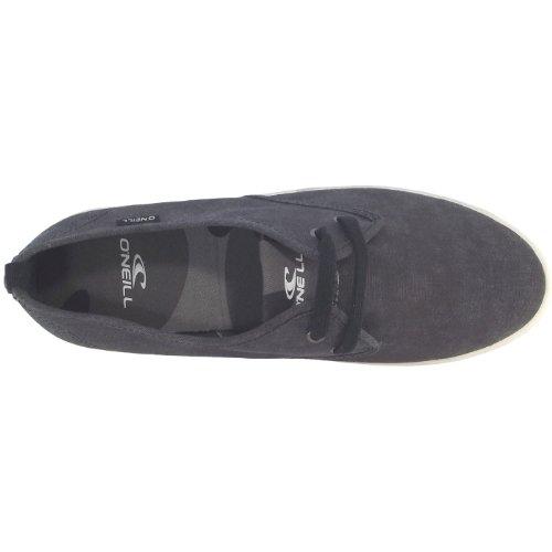 O'Neill - Zapatillas de tela para mujer negro - negro