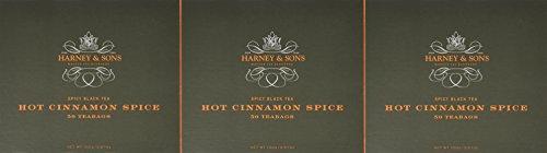 - Harney & Sons Tea Hot Cinn Spice 50 Bg, Pack of 3