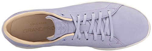 Cole Haan Frauen Grandpro Tennis Leder Spitze Ox Fashion Sneaker Lavendel Nubuk