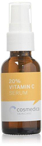 VITAMIN C SERUM 20%, Vitamin C E + Ferulic Acid, Hyaluronic