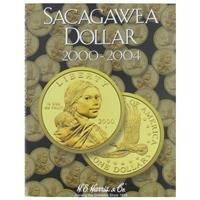 Sacagawea Dollar Folder 2000 – 2004