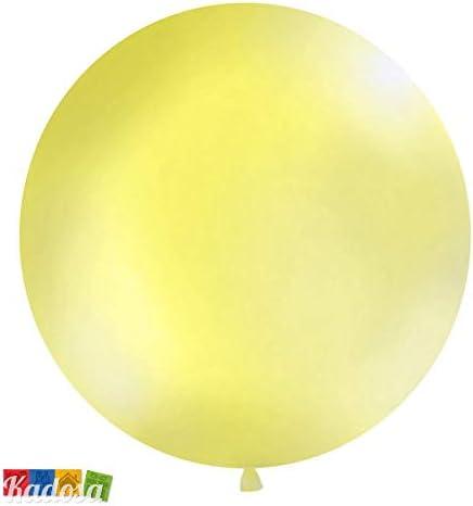 SKYLANTERN Skylandtern - Balón Gigante, Color Amarillo: Amazon.es ...
