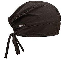 Cherokee Unisex Scrub Hat Black