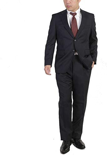 秋冬 洋服倉庫 特選 オーダークオリティスーツ レギュラーライン 1タック シングル ビジネススーツ AB BB体