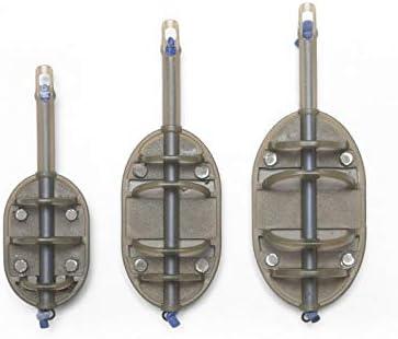 Amorcoir Preston Elasticated Flat Method Feeder Large