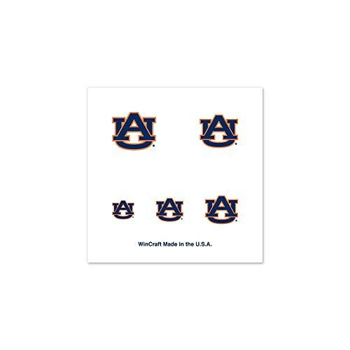 - NCAA Auburn University 79498010 Fingernail Tattoos