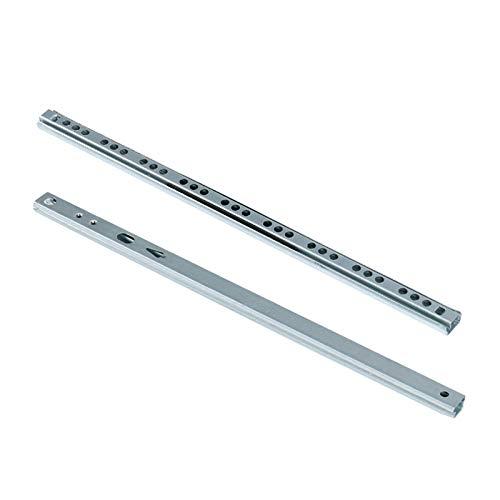 - Hand Tools 2pcs/set 8/10/11/14/16inch Drawer Steel Ball Bearing Slides Keyboard Cabinet Cupboard Drawer Runners Furniture Hardware Fittings ryobi multi-tool-11 Inches