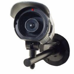 Silver Bullet 5 inch Dummy Camera w/Square Shield and Light