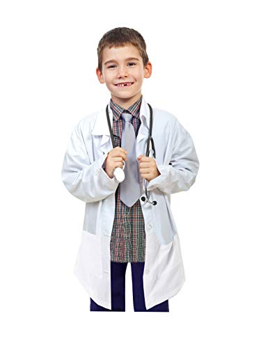 Natural Uniforms Childrens Lab Coat-Soft Touch (12/14) White (Fast Science Fair Projects For 5th Grade)