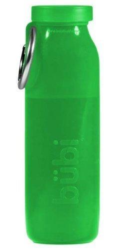 bübi bottle (Green Silicone Multi-Use Bottle) 22oz