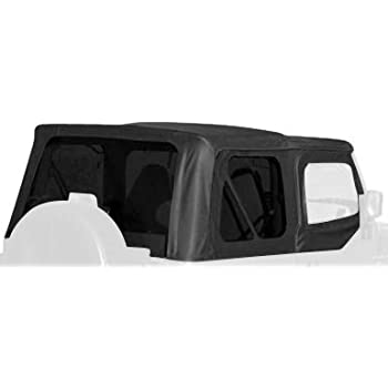 R&age Jeep 99515 Soft Top OEM Replacement w/soft upper Door Skins  sc 1 st  Amazon.com & Amazon.com: Rampage Jeep 99515 Soft Top OEM Replacement w/soft ... pezcame.com