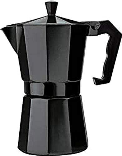 Orework 251062 Cafetera Aluminio Inducción Negra: Amazon.es: Hogar