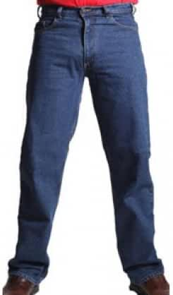River Road Jean Company Big Mens Classic Five Pocket Jeans (Big & Tall and Regular Sizes)