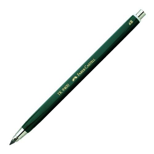 Faber-castell Tk9400 3mm 6b Clutch Pencil Photo #2