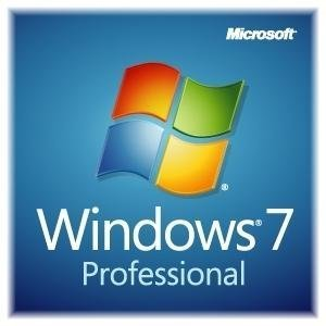 Microsoft Windows 7 Professional With Service Pack 1 32-bit 1 PC OEM License and Media - FQC04617 FQC-04617