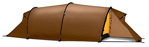 Hilleberg Kaitum 3 Person, Mountaineering Shelter, Sand color Tent