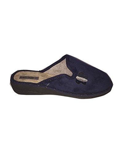 Pantofole Antiscivolo Rialzo Donna Blu Patrizia h Art Con 355 dx4qtOwIF