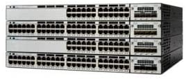 "Cisco Catalyst 3750X-24T-S – Switch – Managed – 24 X 10/100/1000 – Rack-Mountable ""Product Type: Networking/Lan Hubs & Switches"""