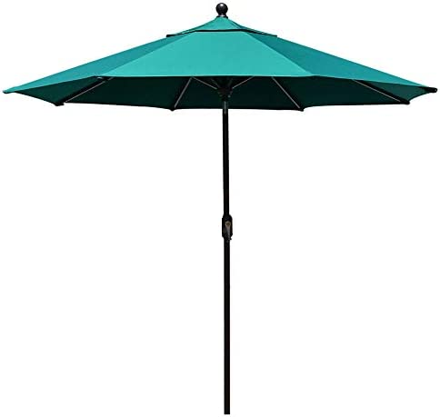 EliteShade Sunbrella 9Ft Market Umbrella Patio Outdoor Table Umbrella