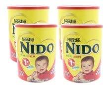 Nestle Nido Kinder 1+ Powdered Milk Beverage 3.52 lb. Canister (Pack of 4) by Nido (Image #6)