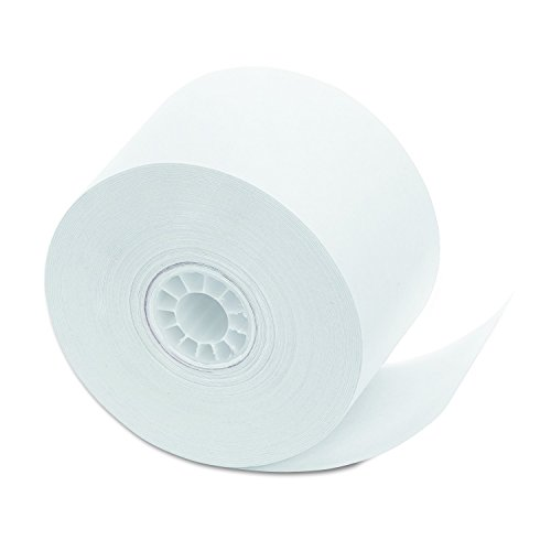 PM Company Perfection POS/Cash Register Rolls, 1.75 Inches x 150 Feet, White, 10/Pack (18990)