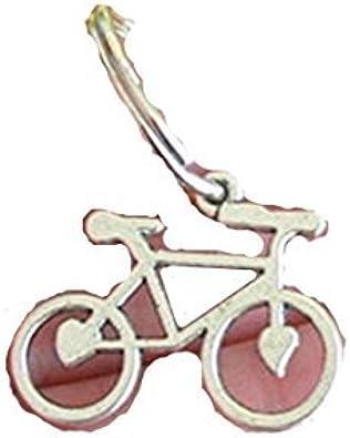 Para bicicleta llavero Bike llavero con encanto cadena joyería ...