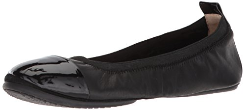 Yosi Samra Womens Samantha 2.0 Balletto Nero / Nero