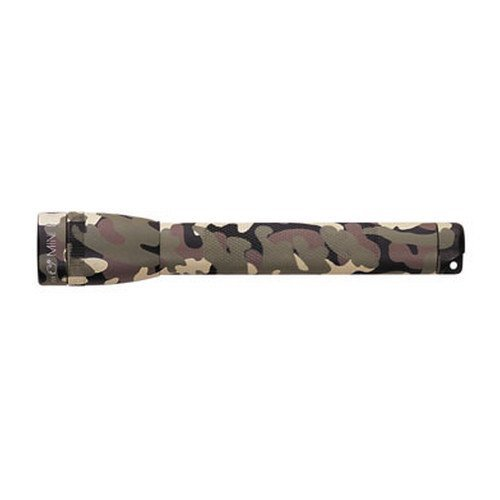 Maglite Mini-Mag Flashlight AA in Presentation Box (Camo)