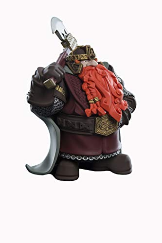 Weta Collectibles Senor de los Anillos Figura Mini Epics Gimli, Multicolor (Weta Workshop WETA865002522)