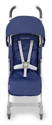 Maclaren Quest Stroller, Medieval Blue/Silver