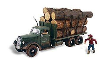 Woodland Scenics AS5343 N Tim Burr Logging by Woodland Scenics