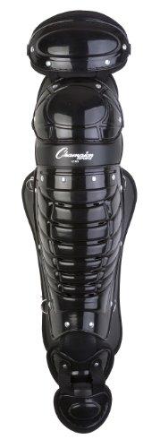 (Champion Sports Double Knee Shinguard (Black, 16.5-Inch))