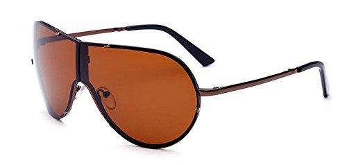 cercle inspirées polarisées lunettes style du A de Thé vintage soleil en Lennon de rond métallique Tranche retro vtqqwSR
