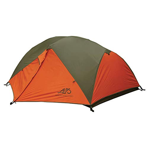 ALPS Mountaineering Chaos 3 Tent, Clay/Rust