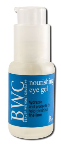 Beauty without Cruelty Green Tea Nourishing Eye Gel, 1-Ounce by Beauty Without Cruelty