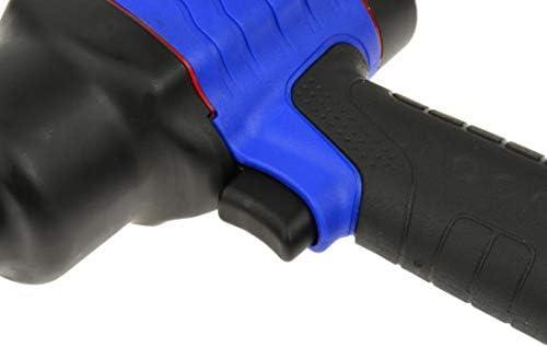 Remise Clé à Chocs Pneumatique - Visseuse à Chocs Pneumatique, Clé à Chocs à Air Comprimé - 1550 Nm, 1/2