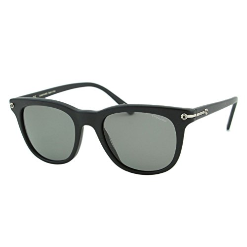 Sunglasses Chopard SCH192 Shiny Black Silver - Chopard Men Sunglasses For
