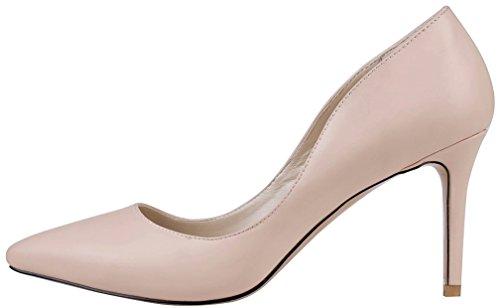 B Rose Calaier 8 Glisser Aiguille Femme Escarpins Sur Caexciting Chaussures 5cm qqnTvz