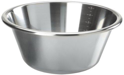 Linden Sweden Stainless Steel Whip Bowl, 5.5-Quart