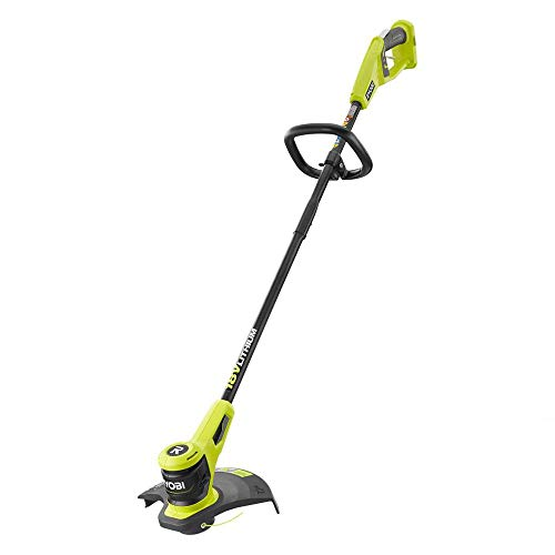 Ryobi P20010A ONE 18V 18-Volt Lithium-Ion Electric Cordless String Trimmer Tool ONLY, Battery and Charger NOT Included 2019 Model