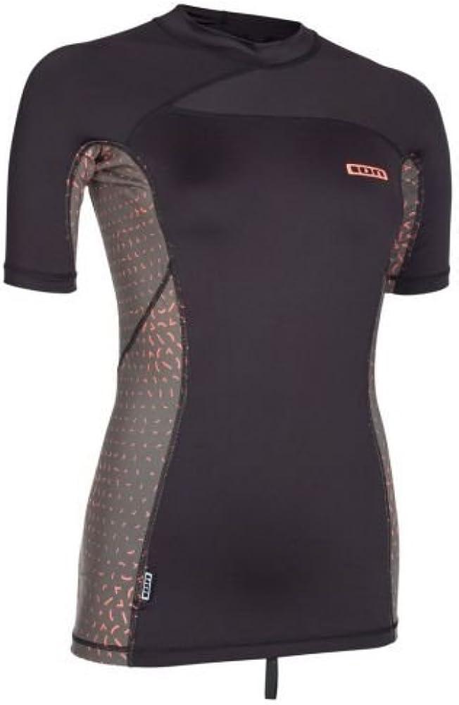 Import - Camisa deportiva - para mujer negro L: Amazon.es: Ropa y accesorios