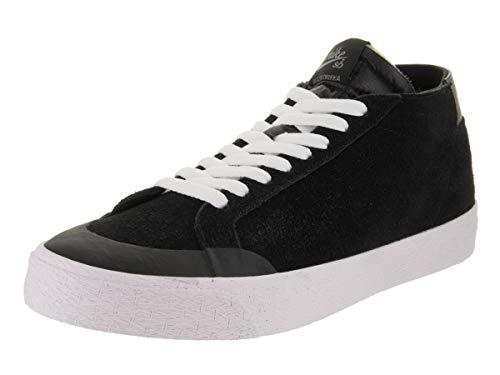 Herringbone Blazer Nike (NIKE Men's SB Zoom Blazer Chukka XT Black/Black/Gunsmoke Skate Shoe 10 Men US)