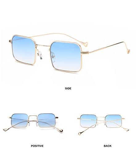 zhiheng soleil de Femme Lunette Bleu rFE1wrKq